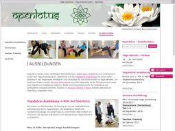 Website Openlotus